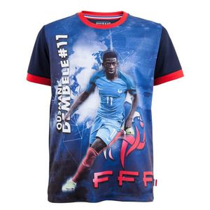 MAILLOT DE FOOTBALL Maillot FFF - Ousmane DEMBELE - Collection officie