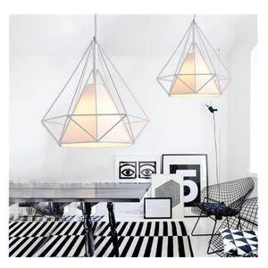 LUSTRE ET SUSPENSION STOEX® 22CM Lampes de Plafond Créatif Abat-Jour po