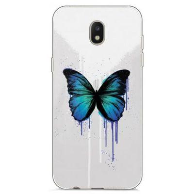 coque samsung j5 2017 papillon