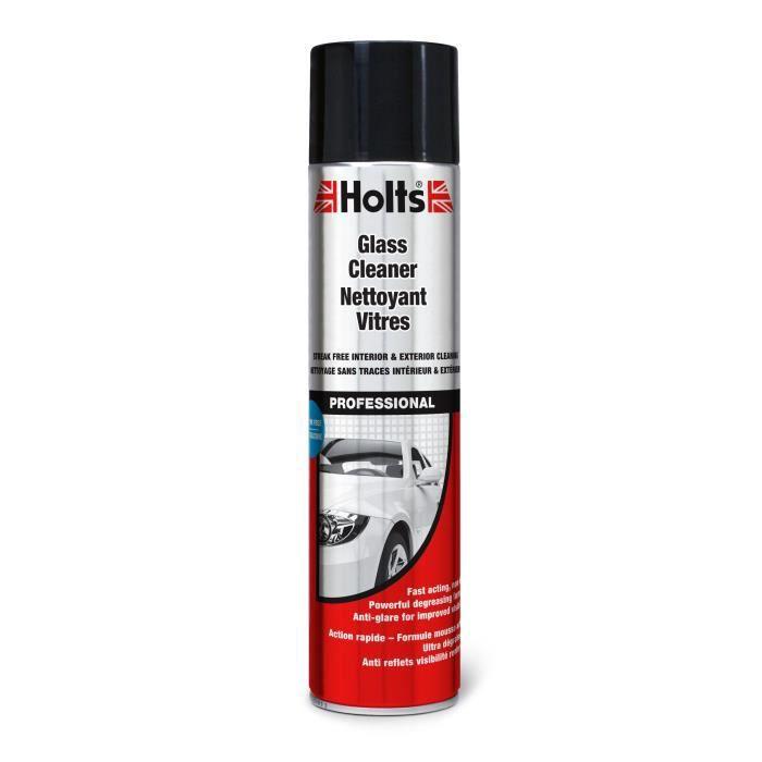 HOLTS Nettoyant vitres - Haut pouvoir dégraissant - 600 ml