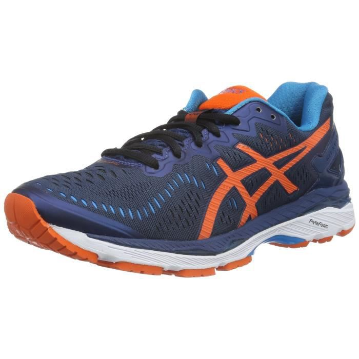 342a70038cc40 Asics Gel Kayano 23 course Chaussures pour hommes 3CZO6G Taille-39 ...