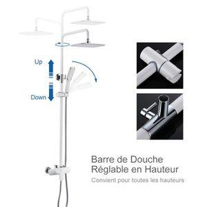 mitigeur bain douche sur colonnettes achat vente. Black Bedroom Furniture Sets. Home Design Ideas