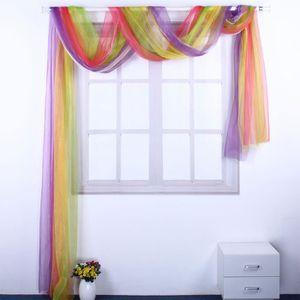 voilage mariage achat vente pas cher. Black Bedroom Furniture Sets. Home Design Ideas