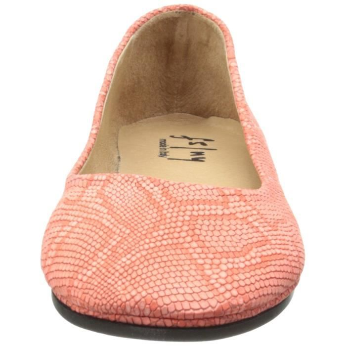 French Sole Zeppa Slip On Shoes MHH1E Taille-40