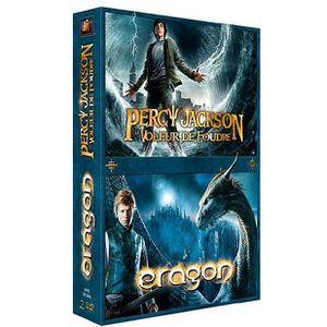 DVD FILM DVD Percy Jackson ; Eragon