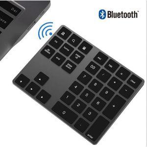 PAVÉ NUMÉRIQUE Bluetooth pavé numérique 34-Keys Bluetooth clavier