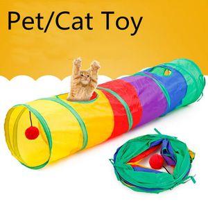 JOUET Lafayestore®Le chat de Tunnel d'animal familier a