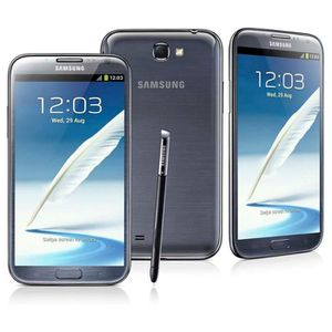 SMARTPHONE Noir pour Samsung Galaxy Note 2 N7100 16GB occasio