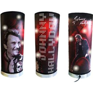LAMPE A POSER Lampe Johnny Hallyday