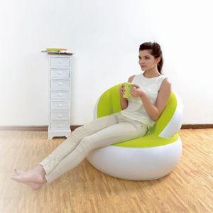 FAUTEUIL JARDIN  Fauteuil design avec Lumbar Support pour gonflable