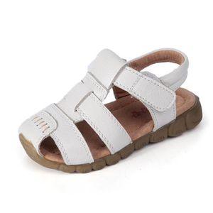 Filles sandales occasionnels garçons pour enfants enfants d'été chaussures sandales chaussures de plage en plein air autocollants xM6Q7oI8