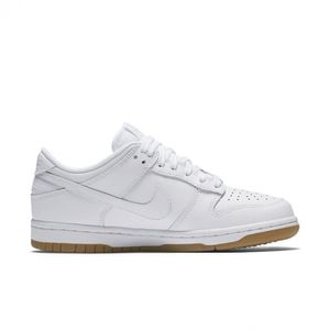 nike dunk low blanche