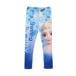 LEGGING legging reine des neiges bleu