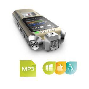 DICTAPHONE - MAGNETO. PHILIPS DVT6500 Dictaphone Enregistreur numérique