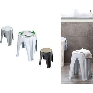Tabouret salle de bain - Achat / Vente pas cher