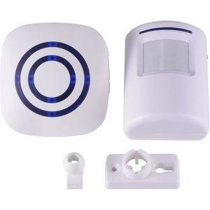 carillon sans fil detecteur de mouvement achat vente carillon sans fil detecteur de. Black Bedroom Furniture Sets. Home Design Ideas