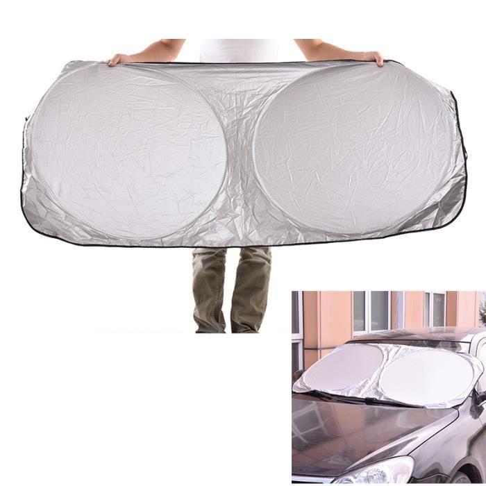 pare soleil rideau bouclier pliable pour voiture avant arri re achat vente pare soleil pare. Black Bedroom Furniture Sets. Home Design Ideas