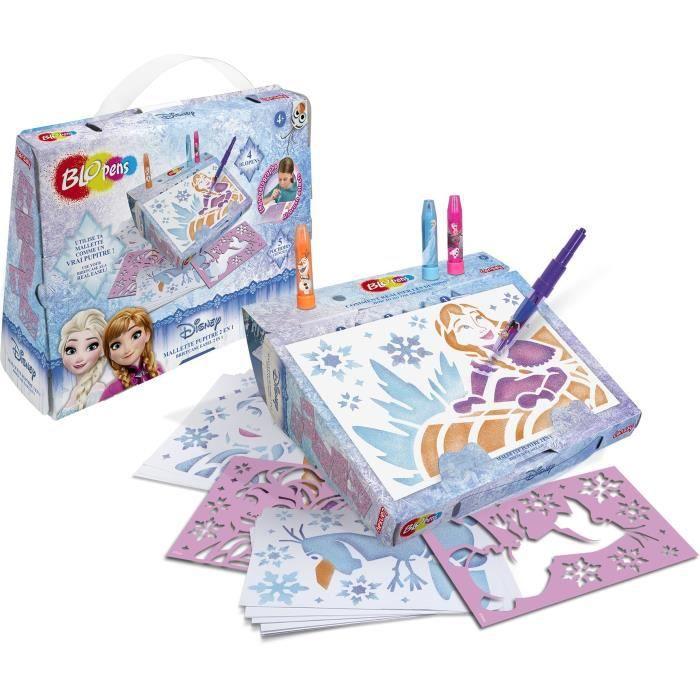 sac a colorier reine des neiges achat vente jeux et jouets pas chers. Black Bedroom Furniture Sets. Home Design Ideas