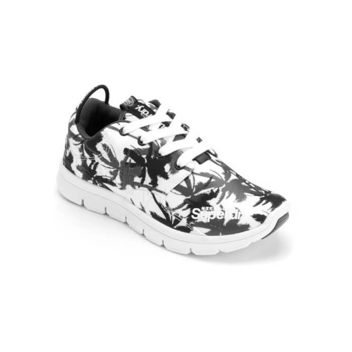 Baskets Superdry Scuba Runner Electric Palm Mono