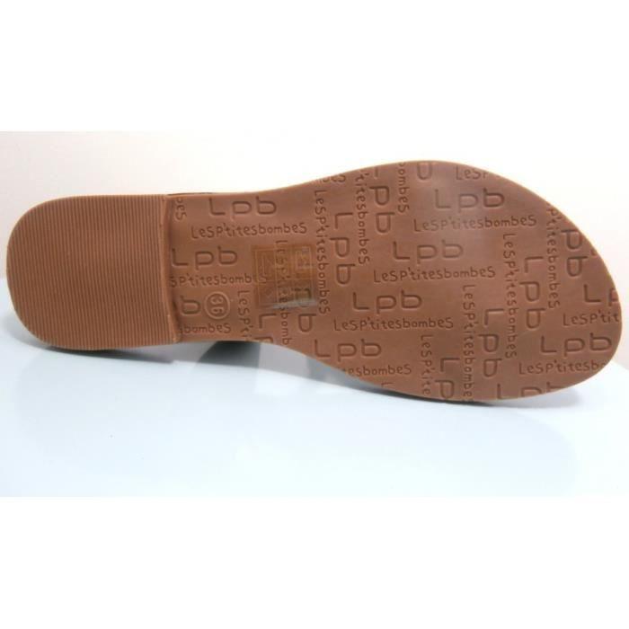 sandales les ptites bombes zhoe