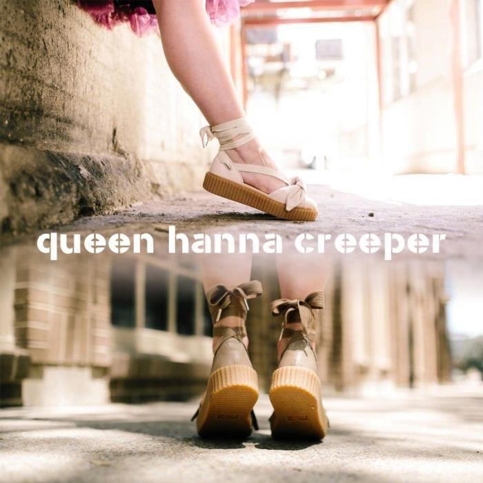 2017 Nouveau design Creeper Bow Sandales Strap Sandales en cuir Chaussures de ballet Shr9tbA