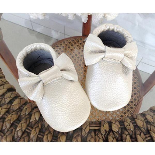 LICH paragraphe doux en cuir intérieur antidérapant poussettes bébé chaussures reIpx