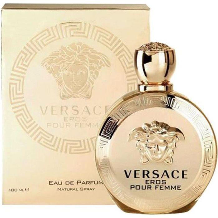 Pas Cher Eros Versace Vente Achat LAScj543Rq