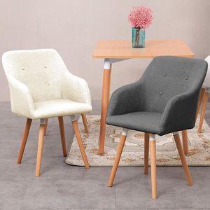 chaise mctech lot de 2 chaises de salle manger fauteuil - Chaises Fauteuil Salle A Manger