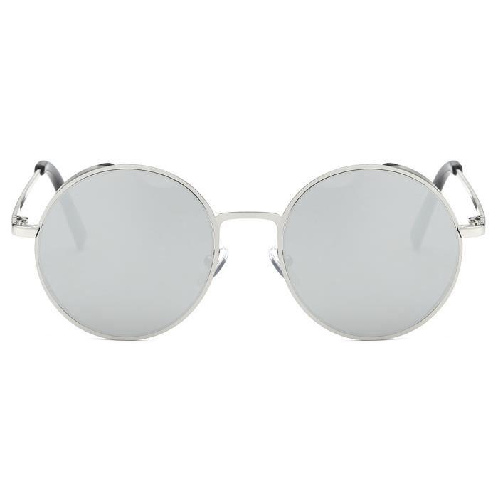 Deuxsuns® Femmes Hommes Mode Quadrate Métal Cadre Marque Classique Lunettes de soleil@zf279