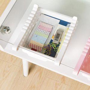 BOITE DE RANGEMENT Glissière Réfrigérateur Espace Saver Organisateur