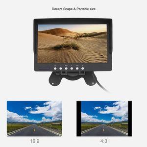 ÉCRAN VIDÉOSURVEILLANCE 7 ''Couleur TFT LCD Voiture Arrière View Monitor