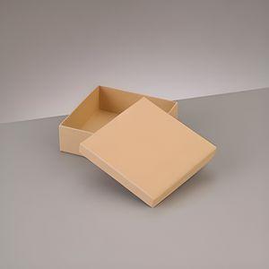 boite carre carton avec couvercle achat vente boite. Black Bedroom Furniture Sets. Home Design Ideas