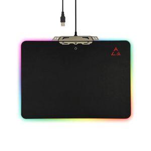 TAPIS DE SOURIS KKmoon 35*25cm LED Rétro-Eclairage USB Tapis de So