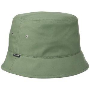 55a87aef54 Lacoste seau chapeau U15J4 Vert Vert - Achat / Vente chapeau - bob ...