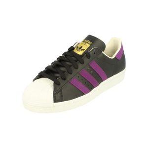 BASKET Adidas Originals Superstar 80S Hommes Trainers Sne