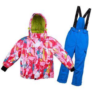 COMBINAISON DE SKI Combinaison de ski Enfant Unisexe de Marque luxe P