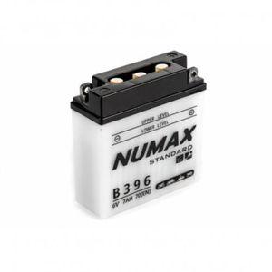 BATTERIE VÉHICULE Batterie moto Numax Standard avec pack acide B39-6