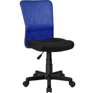 Chaise De Bureau Bleu Achat Vente Chaise De Bureau Bleu Pas Cher