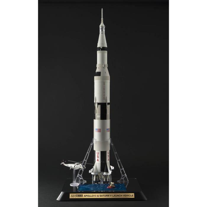 Apollo De Au Fusée Mission 1144 V La D'exception 13 Saturn Maquette hCBxQstrd