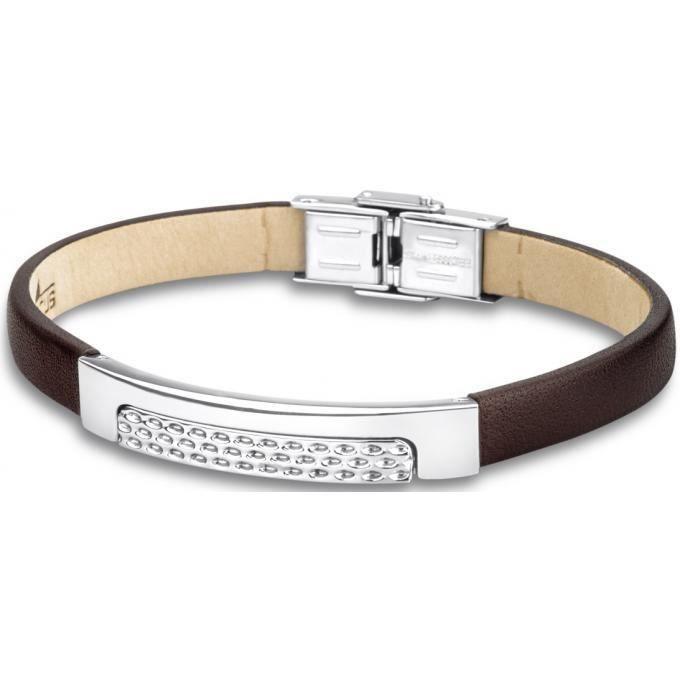 63e31e101 Bracelet lotus style ls1653-2-1 - bracelet cuir marron homme - Achat ...