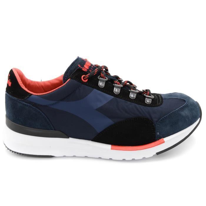 Diadora Sneaker homme Equipe Evo 60063 Blue Corsair T. 45