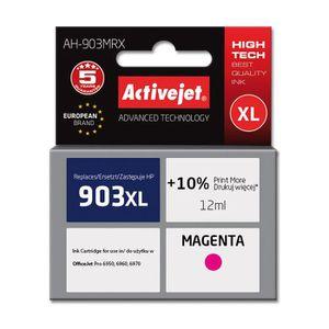CARTOUCHE IMPRIMANTE ActiveJet AH-903MRX, HP, Violet, OfficeJet Pro 695