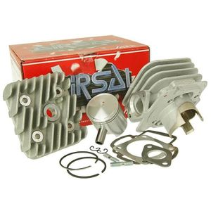 MAITRE-CYLINDRE FREIN Kit cylindre 70cc AIRSAL Alu Sport pour PIAGGIO Di