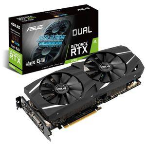 CARTE GRAPHIQUE INTERNE Carte graphique ASUS Dual GeForce RTX 2060 Advance