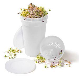 POT DE GERMINATION Germoir à ventilation Easy Sprout