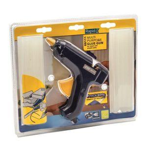 PISTOLET A COLLE RAPID Pistolet à colle EG111 + 500g de colle