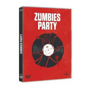 DVD FILM Shaun Of The Dead (ZOMBIES PARTY (ED. 2017) - DVD