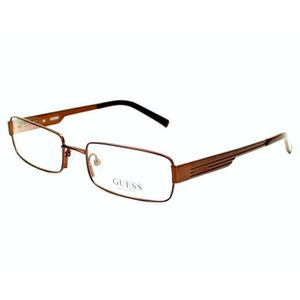 9ba3571ad8 Lunettes de vue Guess GU1618 -BRN Marron - Achat / Vente lunettes de ...