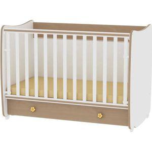 LIT BÉBÉ Lit bébé évolutif - combiné Dream 60x120 Lorelli H
