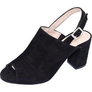 SANDALE - NU-PIEDS BLOSSOM Sandale souple et féminines talon stable c